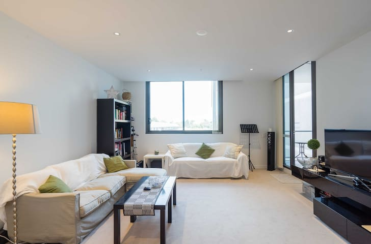 New Luxury Apartment Heart of Chatswood + Parking - Chatswood - Lägenhet