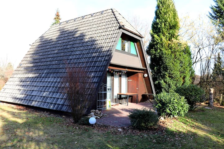 "Cottage ""Winnetou"" in holiday village Waldbrunn"
