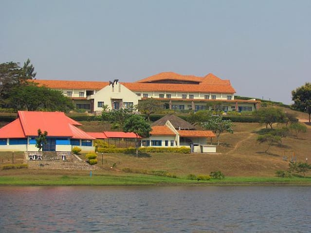 MUHAZI BEACH RESORT
