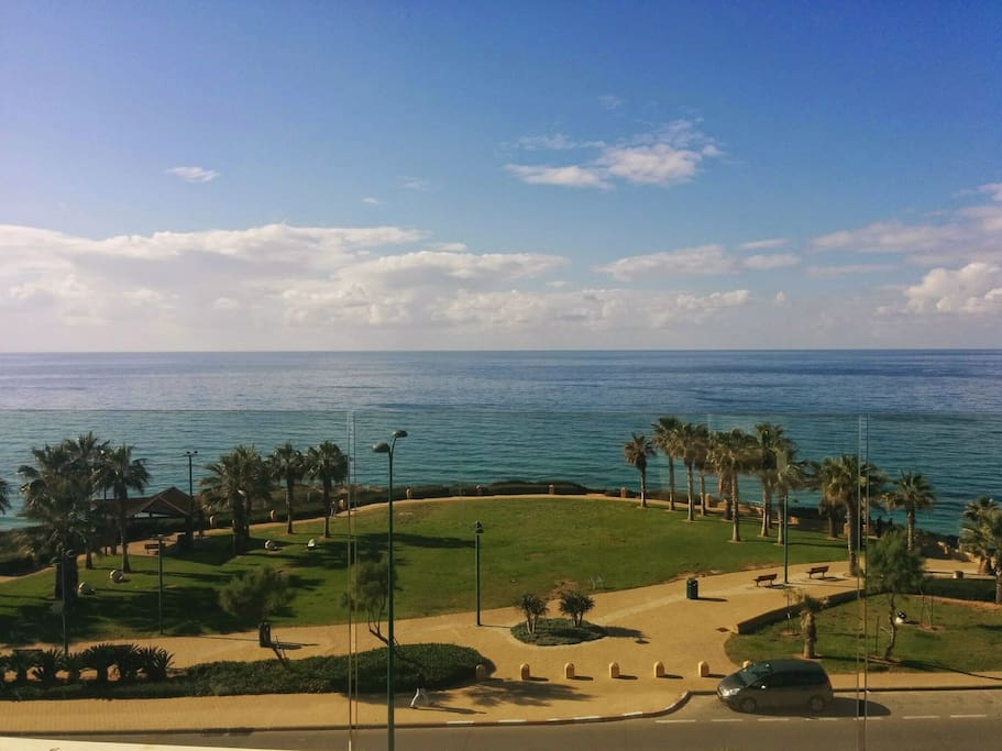 2m walk from the beautiful beach of Netanya