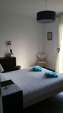 Friend room near futuroscope