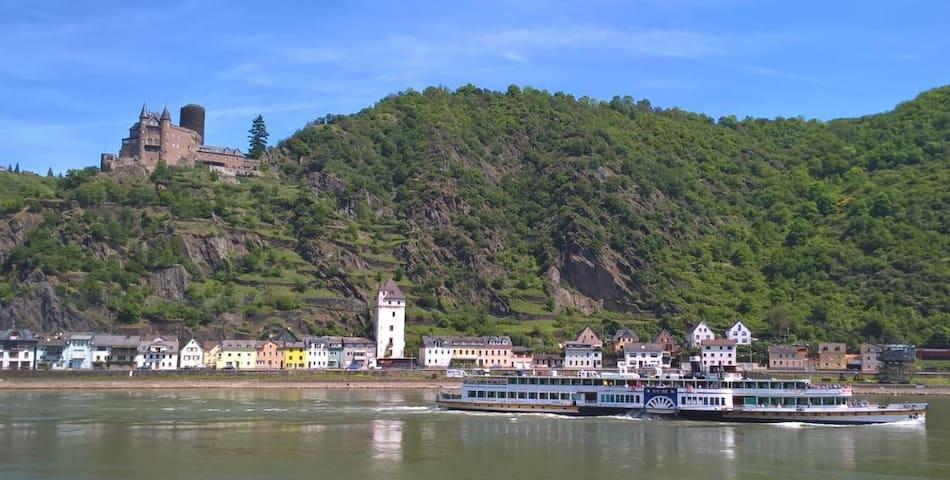 Ferienwohnung St- Goarshausen zur Burg
