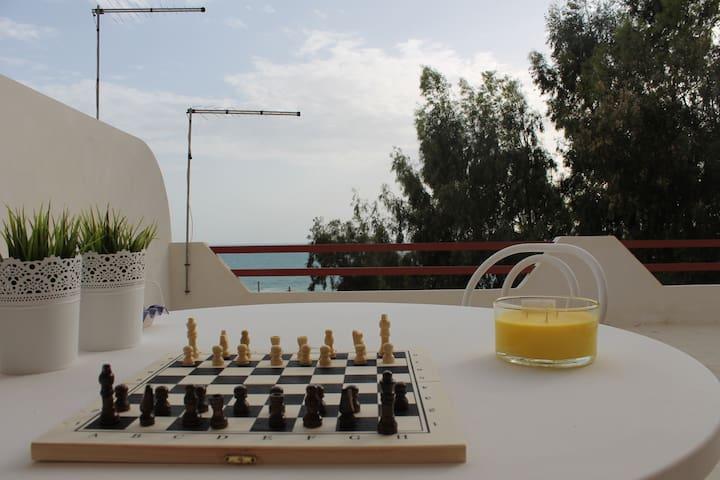 Una terrazza sul Mediterraneo - Agrigento - Apartment