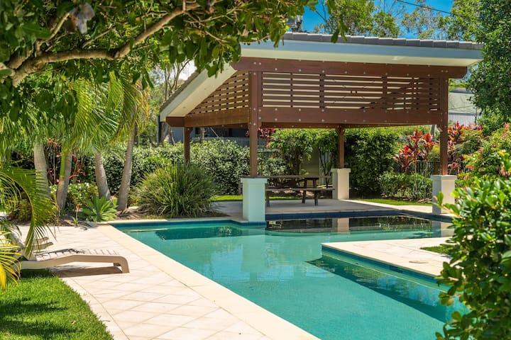 Ocean Walk - Luxury air conditioned villa