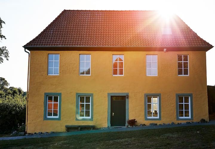 """Ferienhaus """"Alte Wäscherei"""" am Gut Ostenwalde"""