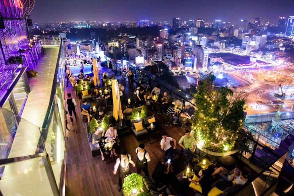 Air 360 Lounge & Bar