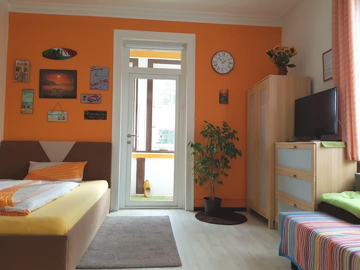 Zum Wohlfuehlen Zimmer naehe zentrum in Bad Urach