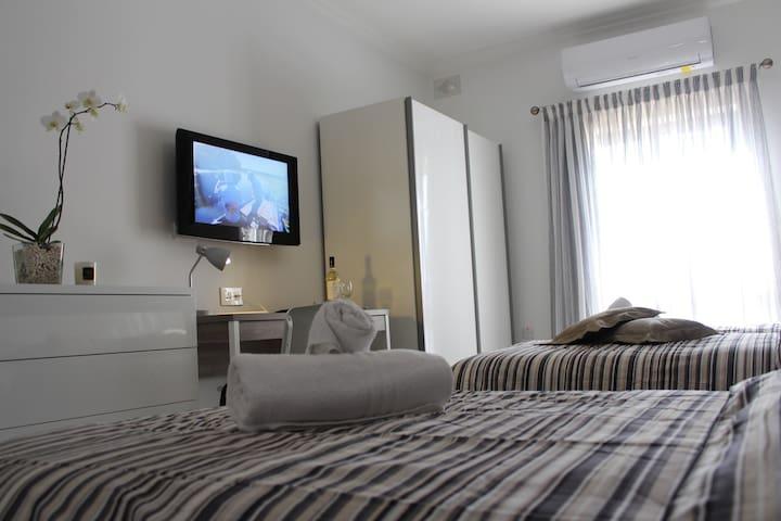 Cosy Home Quadruple Room