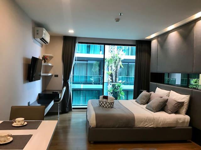 Modern Room in Chiang Mai @Star Hill Condominium