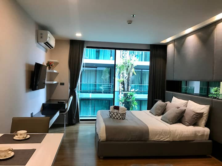 Modern Room in Chiang Mai @Star Hill Condominium