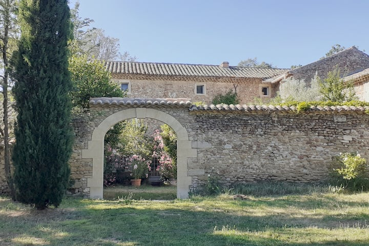 Beautiful and Authentic Provencal Farm