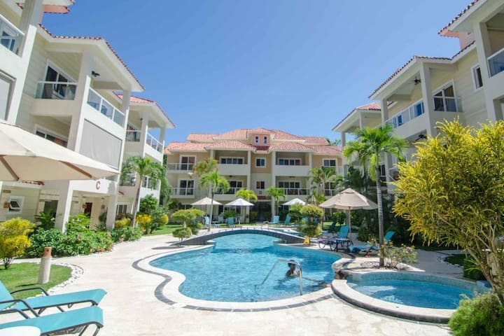 Magnificent apartment in the heart of Cabarete!!!