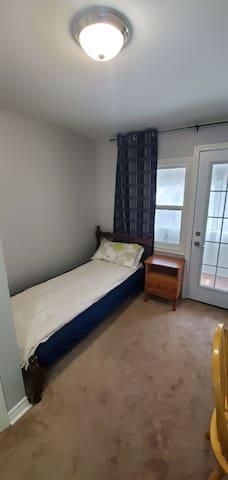 Cozy room in a quiet home