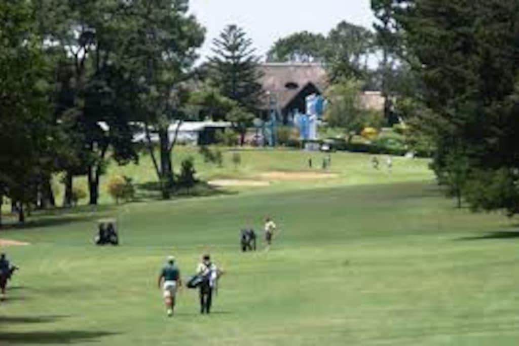 Cancha de golf Cantegril