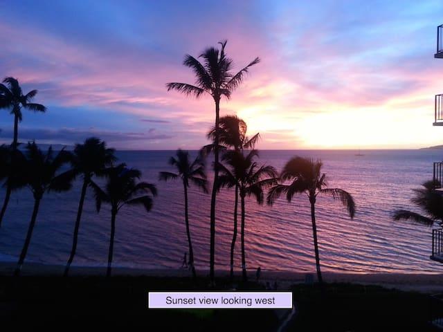 OCEAN FRONT MAUI CONDO - Kihei