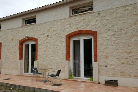 Dans ancien chais Residence privee - Cuxac-d'Aude