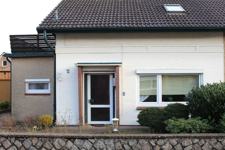 Haus Hochfeld Rendsburg - Rendsburg - House