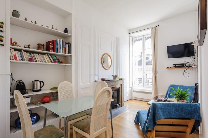 Charming apartment Croix Rousse