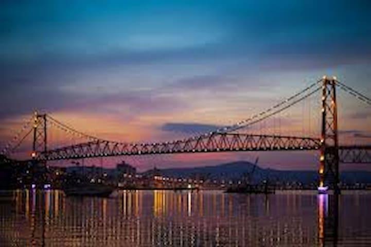 Ponte Hercílio Luz