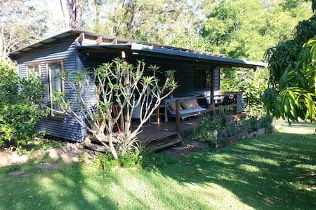 Byron shire self contained cabin-MULBERRY MADNESS - Mullumbimby - Srub
