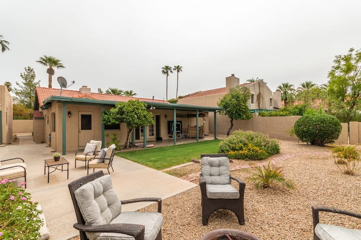 Beautiful Garden Retreat in Phoenix!