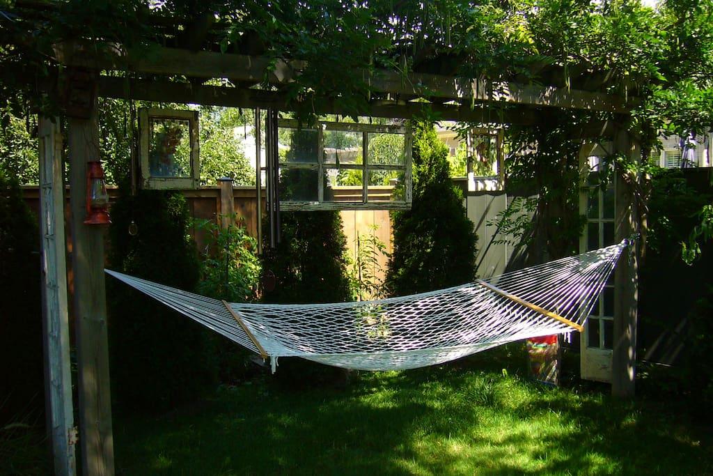 Guest hammock