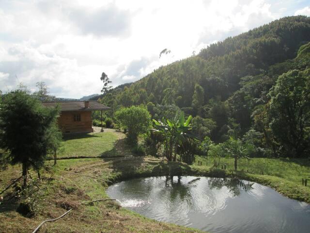 Termales Santa Rosa De Cabal  Cabaña