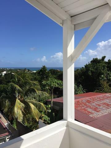 Grand loft vue imprenable