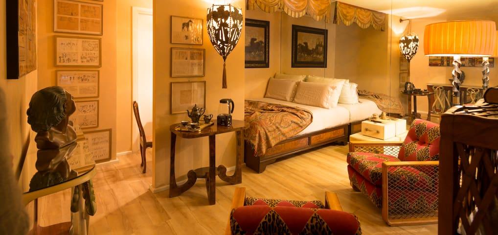 B&B Villa dei Calchi suite room di charme
