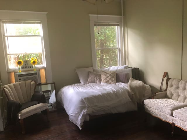 Cozy well lit apartment in DT ST Pete!