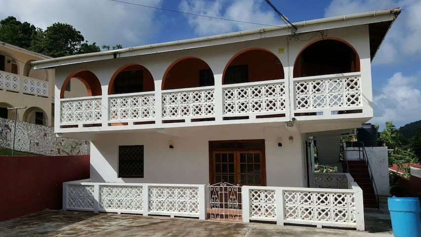 St. Lucia Apartment for rent, Castries North. - Gros Islet - Flat