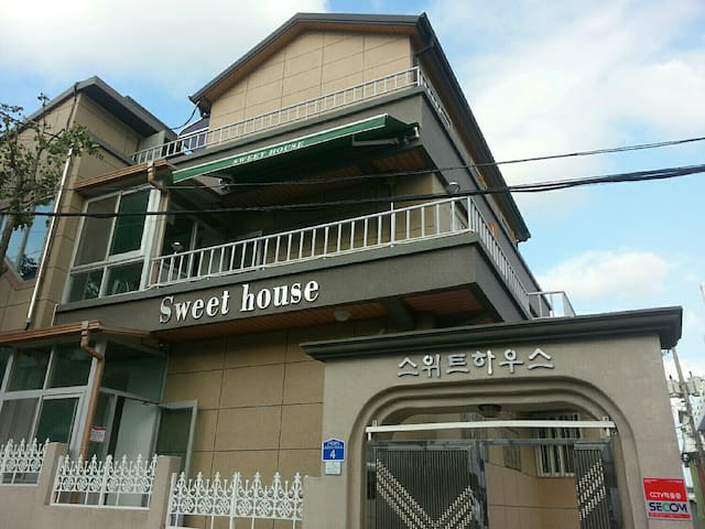 SWEET HOUSE 102 - Gangneung-si - Bed & Breakfast
