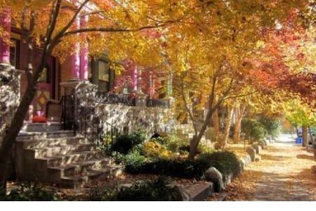 Huge Victorian in University City - Philadelphia - Dům