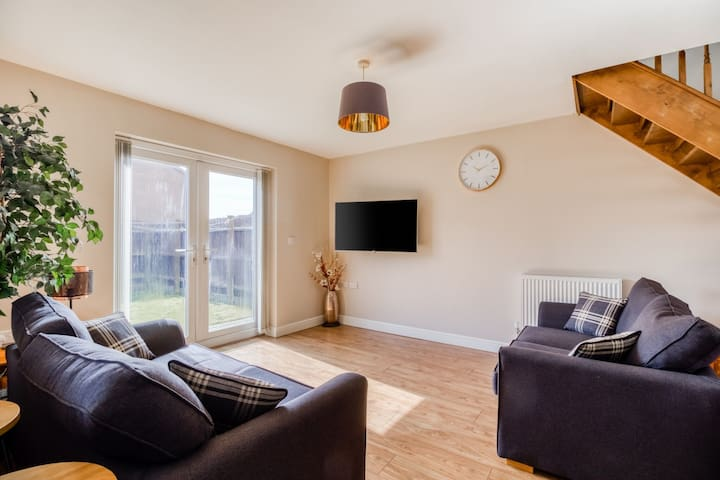 Cosy Holiday Home in Leicester near National Space Centre
