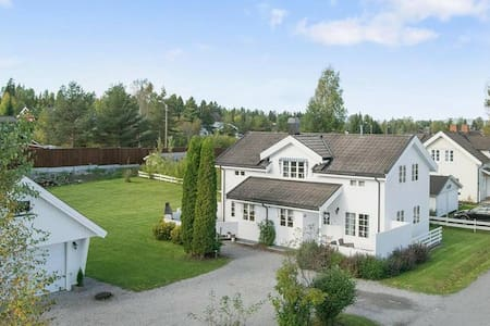 Private room, near airport and trainstation - Eidsvoll - Huis