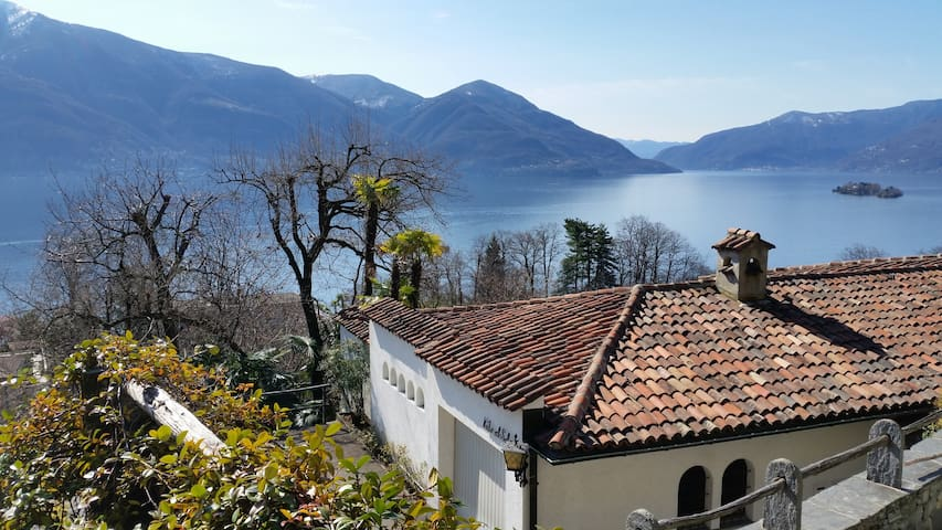 Ascona Monte Verità Top Position - Ascona - Appartement