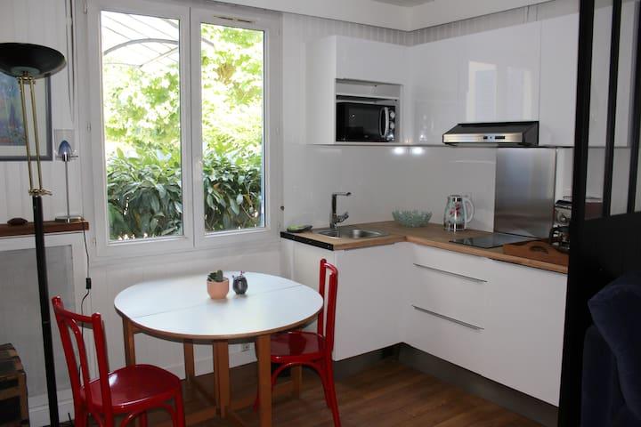Maison de charme aux portes de Paris- la Défense