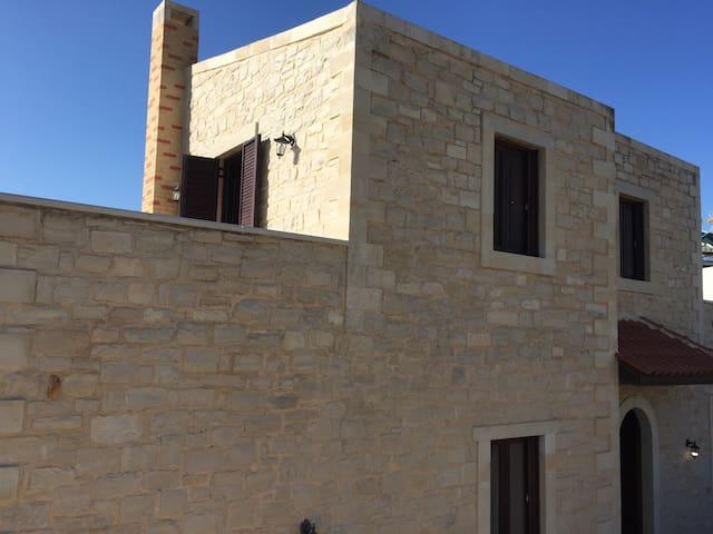 Dim Art Stone House