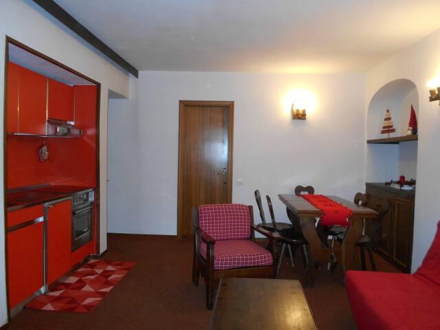 Comodo appartamento in centro Abetone