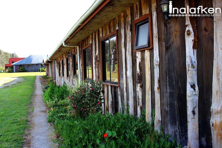 Refugio Rupa Pum Habitación Doble