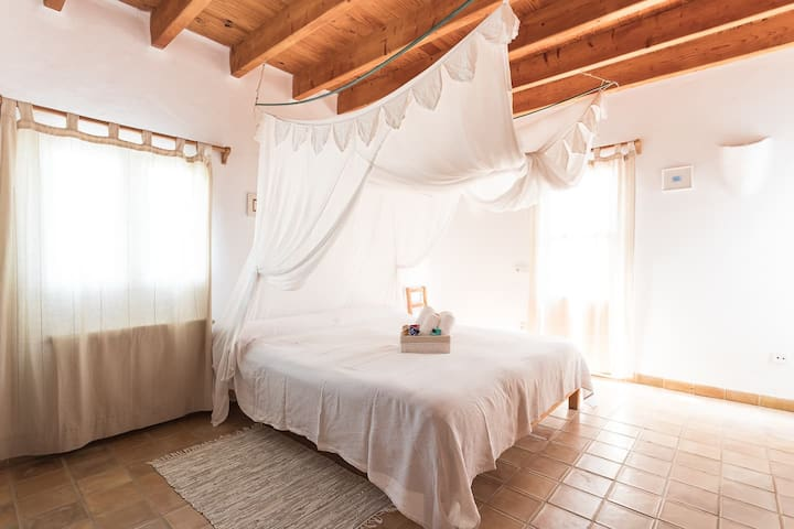 Sunny Mediterranean Style + Garden   Room J.