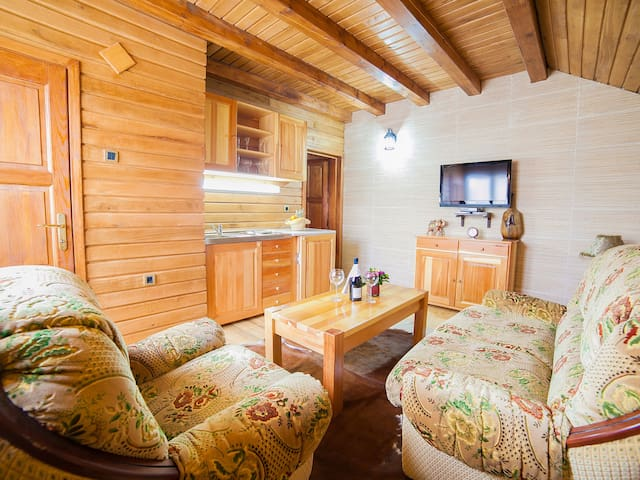 Gacka - Cute One Bedroom Cottage with Balcony - Mojkovac - Apartment