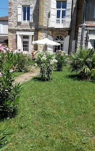 L'Ecrin - Bed & Breakfast - Ch. Romantique - Villeneuve-sur-Lot - Bed & Breakfast