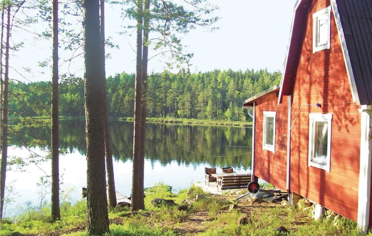 Holiday cottage with 2 bedrooms on 40m² in Falun