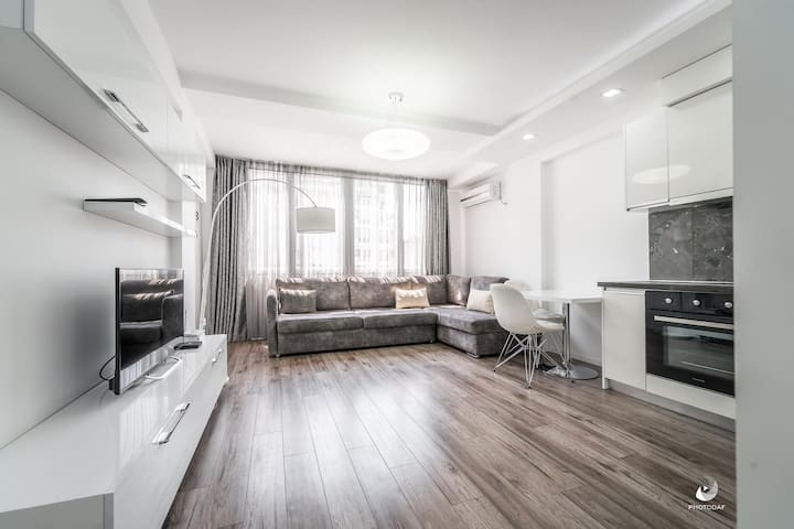 Luxury Apartment  Blloku