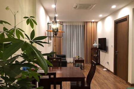 Green apartment with 2 Bedroom FREE pickup Airport