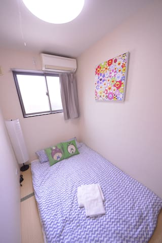 TJ21  licensed affordable  cozy room like a dorm y