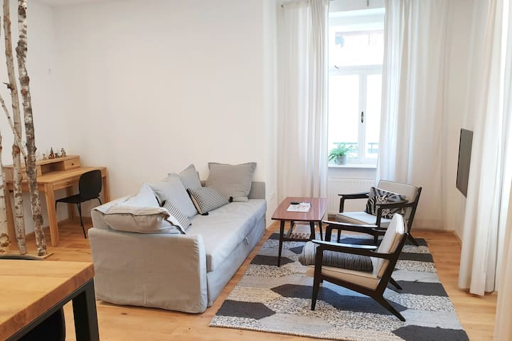 NEW Vintage like apartment in Maribor City centre