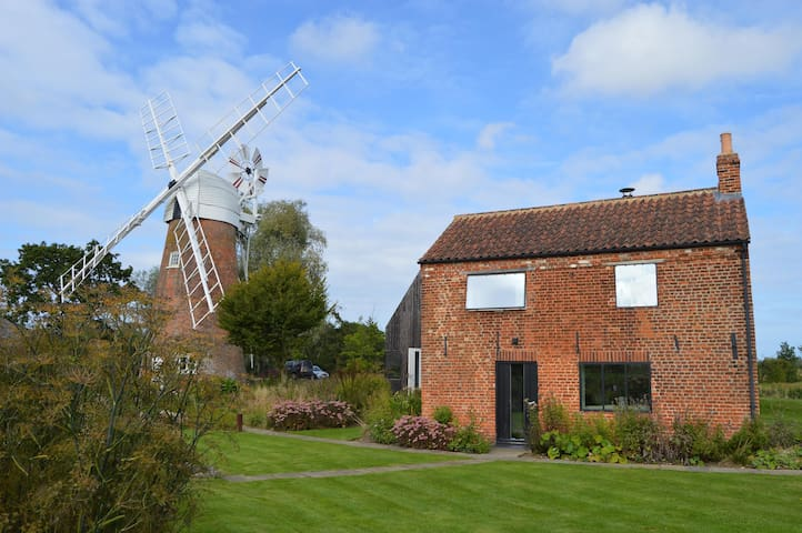 Hunsett Mill - Stalham - House
