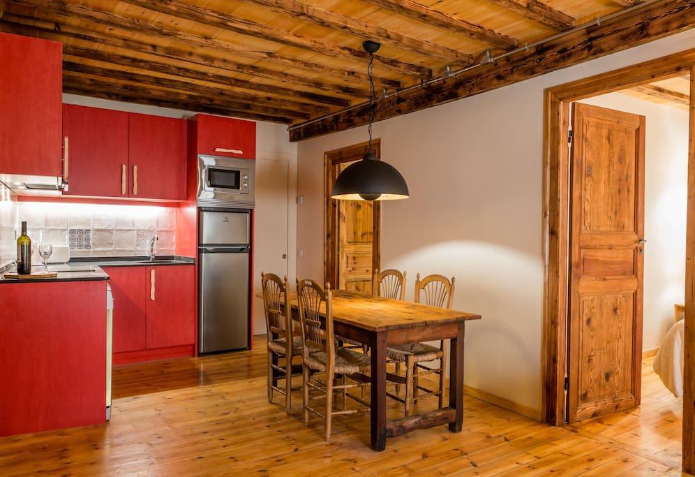 cocina suite